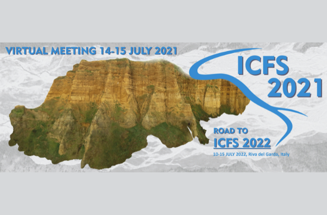 Collegamento a ICFS2021 - Road to ICFS2022: the International Conference of Fluvial Sedimentology returns on 14 and 15 July 2021