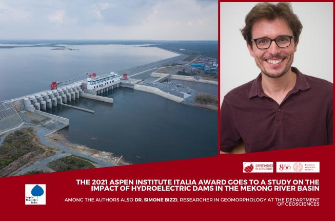 Collegamento a Premio Aspen 2021: vince uno studio sull'impatto delle dighe idroelettriche nel bacino del fiume Mekong