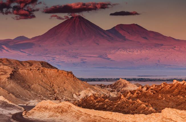 Collegamento a Nel deserto di Atacama per studiare i 'terremoti fossili'