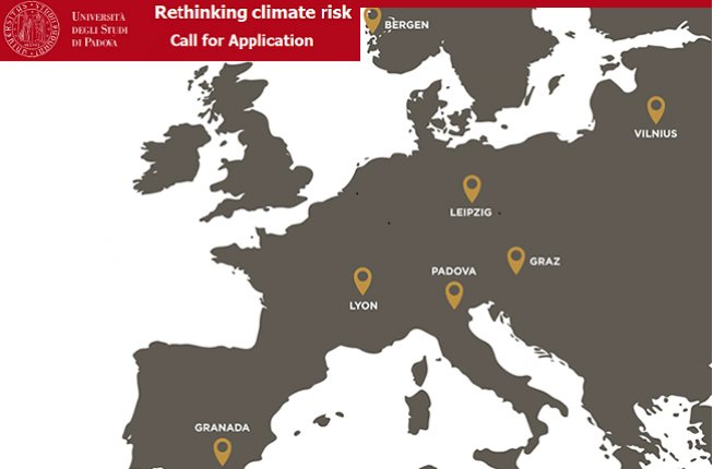 Collegamento a Winter and Spring School: Rethinking Climate Risk